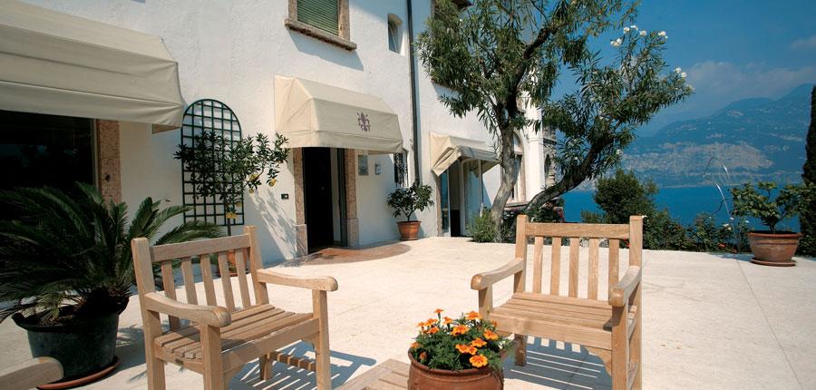 Bellevue San Lorenzo Hotel, Malcesine, Lake Garda, Italy - terrace.jpg